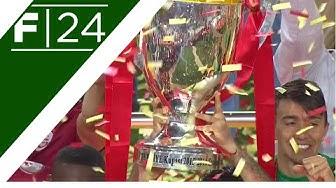 Turkish Cup Final Highlights   Galatasaray 1-0 Fenerbahce
