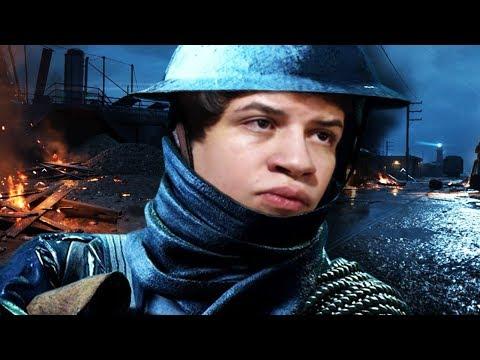 TENTARAM ME FURAR NO MAR! - Battlefield 1