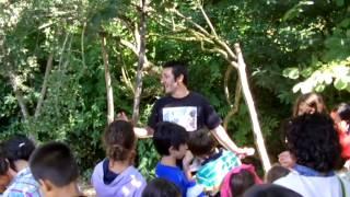 Colonia Marina 2013 Turno 2 Giorno 8: Gita a Laconi il Giardino