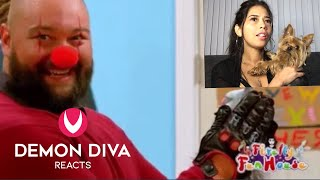 "Bray Wyatt has a smashing time on ""Firefly Fun House"" 