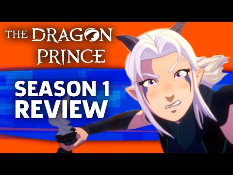 Netflixs The Dragon Prince Season 1 Review