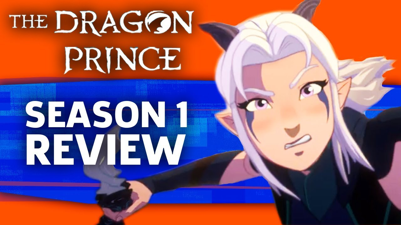 The dragon Prince 2018 tv Series download websites