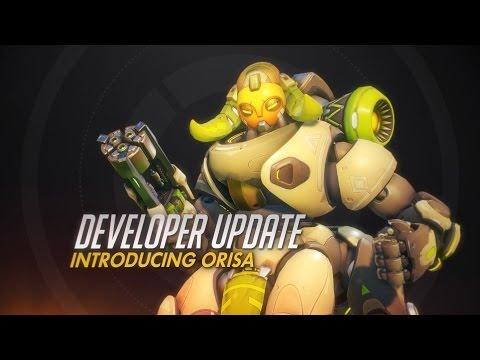 Actualización de los Desarrolladores   Presentando a Orisa   Overwatch