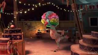 Afro Circus Song