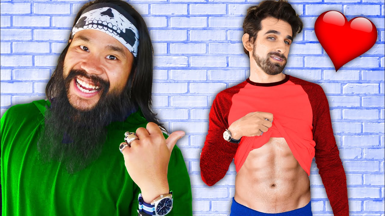 MELVIN Gives DANIEL a MAKEOVER! Clout Challenges for 24 Hours to Prove Best Friends & Spy Ninjas