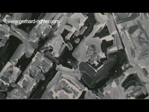Keith Hartley: Gerhard Richter - Paintings from Private Collections (2008)