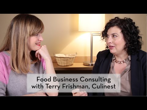 Food Business Consulting & Coaching  Terry Frishman, Culinest