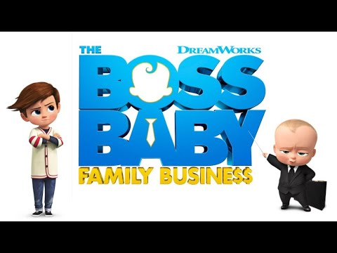 The Boss Baby Back In Business Trailer 2018 Youtube
