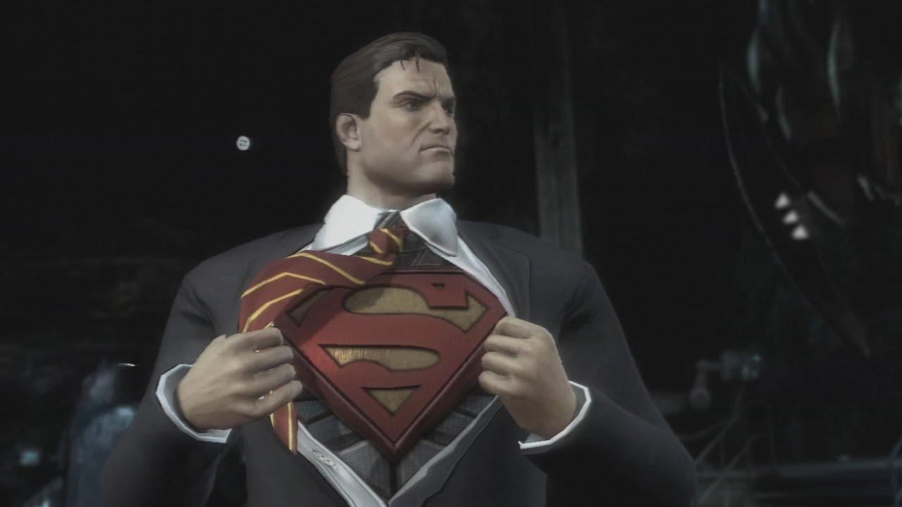 Injustice Gods Among Us Superman Villains Only