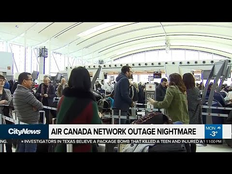 Air Canada systems back online after massive outage