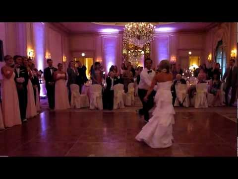 Our First Dance - 'Marry You' by Bruno Mars