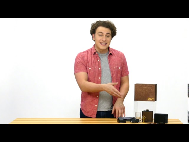 Product Video - Groomsday - Groomsman Gift Box