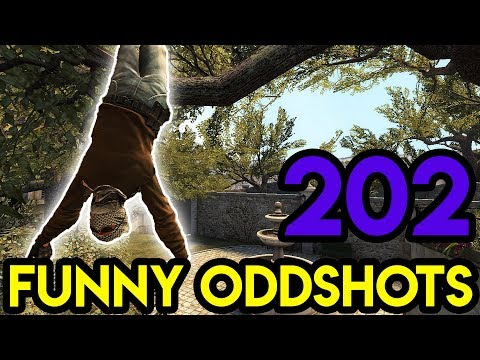 CS:GO - BEST ODDSHOTS #202