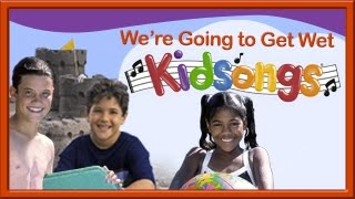 we re gonna get wet from kidsongs ride the roller coaster   best kids video  children s song
