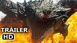 Monster Hunter Trailer Espanol Latino Subtitulado 2020 Youtube