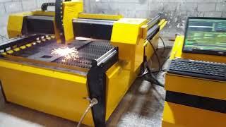 Machine découpe plasma Cnc made Algérie