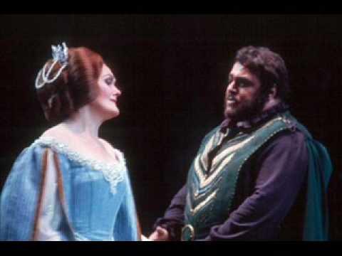 A Te, O Cara - Luciano Pavarotti - I Puritani