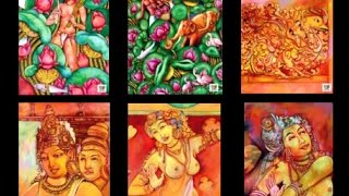 Sittannavasal ~ Pudukkottai / Crown of Jain Sculptures & Mural Paintings