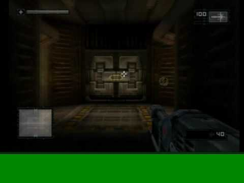 Прохождение Alien Resurrection!
