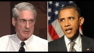 BREAKING: Mueller Just Accidentally Busted Obama