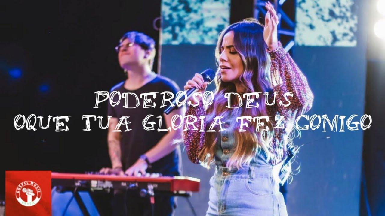 Gabriela Rocha - Poderoso Deus / Oque Tua Glória Fez Comigo | Live Mulheres Unikas