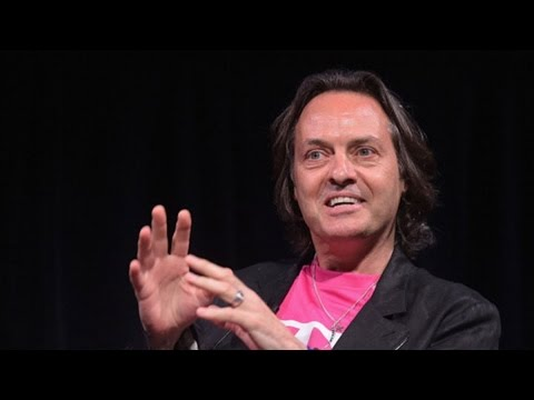 T-Mobile CEO: We're Stealing Customers From Everyone, Especially AT&T