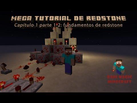 Mega tutorial de redstone cap tulo 2 el comparador a for Puerta xor minecraft
