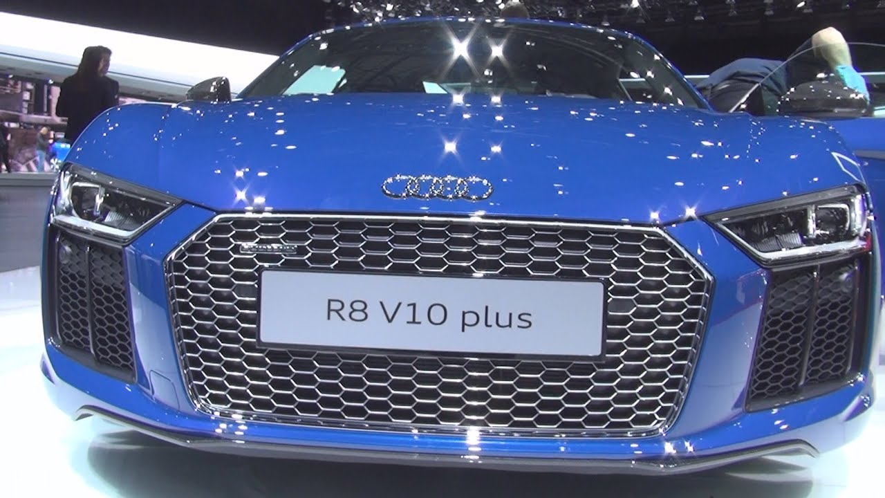 audi r8 v10 plus coup 5 2 fsi s tronic quattro 449 kw 2016 exterior and interior in 3d youtube. Black Bedroom Furniture Sets. Home Design Ideas