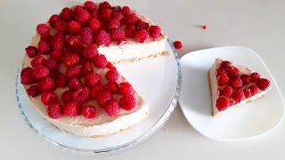 Торт мороженое Крем Брюле Creme brulee cake