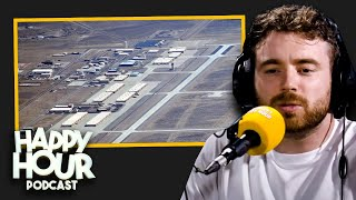Laurence McKenna's Theories on Area 51