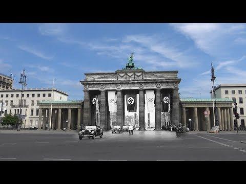 Berlin Now & Then - Episode 14: East-West-Axis | Brandenburger Tor