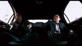 Мясорубка в салоне лимузина  ... отрывок из фильма (Адреналин 2/Crank 2)2009