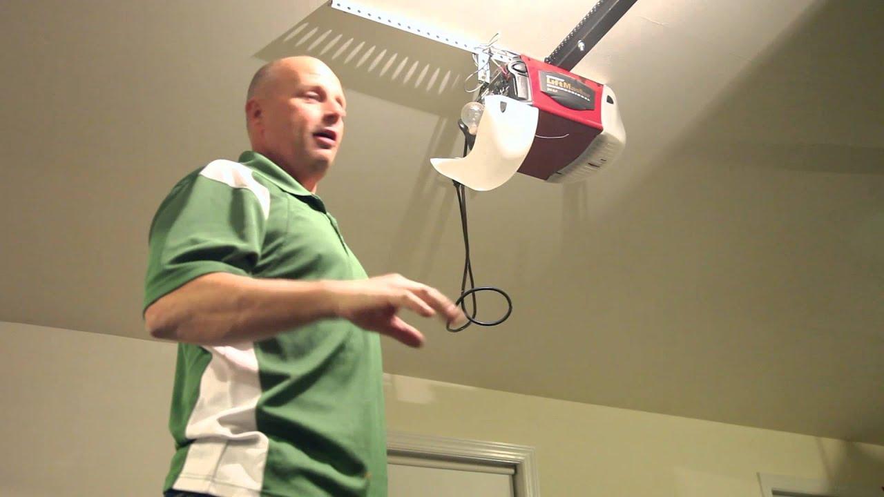 Program Car Garage Door Opener >> How To Reset Your Car Remote Garage Door Opener - Garage Doors Montgomery County PA - YouTube