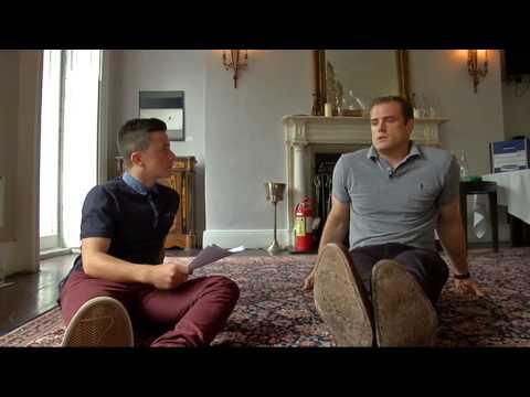 Jamie Heaslip on Science, Rugby & Getting Dropped!