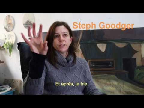 Histoire(s) de peinture, exposition de Steph Goodger et Franck Garcia (bande annonce)