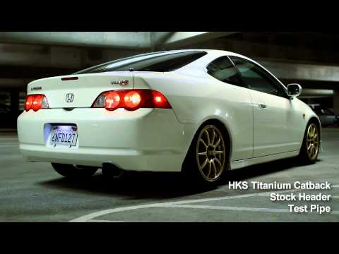 2002 Acura Rsx Type S - ImportShowcase