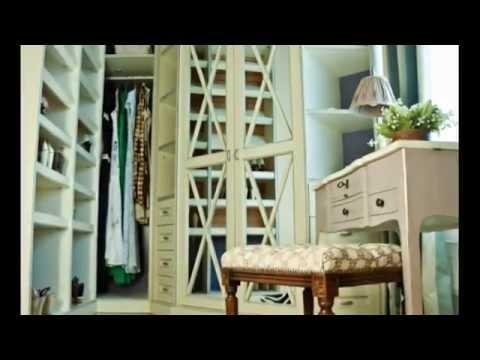 Гардеробная комната 4м фото