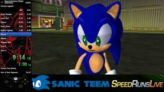 sonic adventure 2 dark story in 28 27 igt rta is 38 36