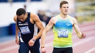 Cas Loxsom 600m World Record, Isaiah Harris 600m Collegiate Record