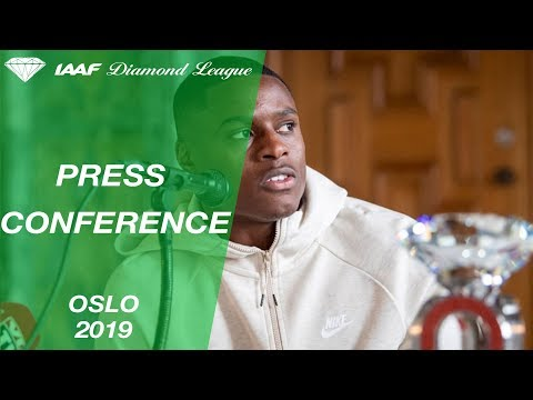 Oslo 2019 Press Conference Highlights - IAAF Diamond League