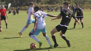Seattle Sounders FC and Crew SC Academy Close Out Winter Showcase
