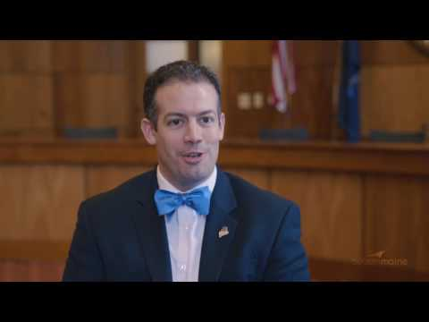 "City of Auburn, Maine - ""Welcome to Auburn"" featuring Mayor Jonathan P. LaBonte"