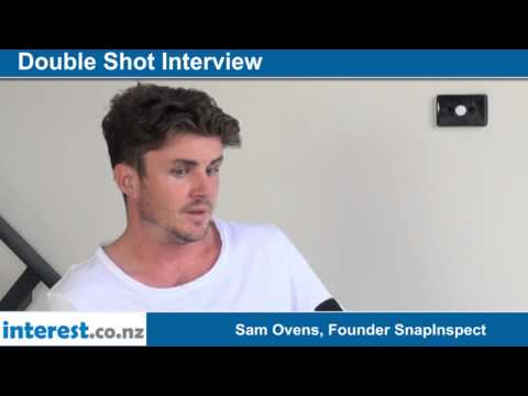 Double Shot Interview with Sam Ovens, Founder of SnapInspect