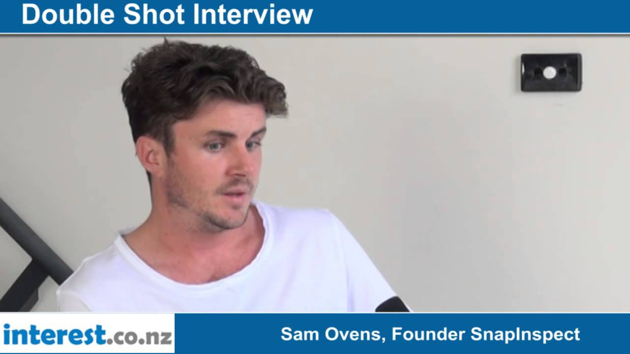 Double Shot Interview with Sam Ovens, Founder of SnapInspect #1