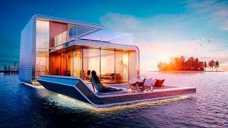 строим идеальный дом на воде обновление raft 3