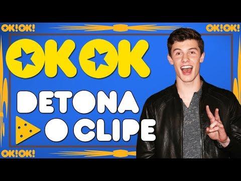 OK!OK! Detona o Clipe - No Sangue do Shawn Mendes