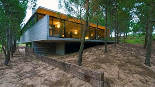 Casa L4 Concrete Residence In Pinamar, Argentina, Project