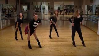 swish swish by katy perry heels choreography