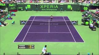 Andy Murray vs David Ferrer Miami 2013 FINAL HIGHLIGHTS [HD]