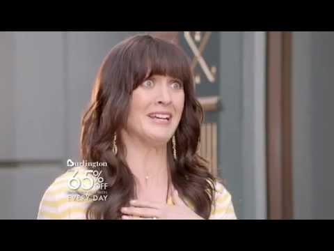 d3abec36ae3 Burlington Coat Factory Commercial ~ Olivia May - YouTube